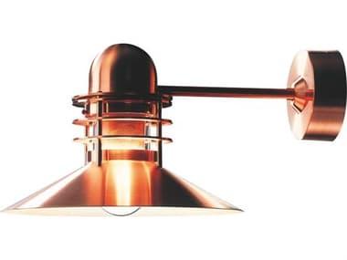 Louis Poulsen Nyhavn Copper Wall Sconce LOU5743909379