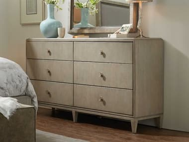 Luxe Designs 6 Drawers Double Dresser LXD60918910198LTWD