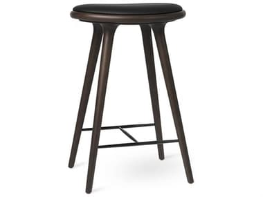 Mater Space Dark Stain Counter Stool MTR01004H