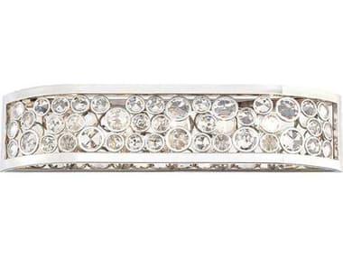 Metropolitan Lighting Magique Polished Nickel Five-Lights Vanity Light METN2755613