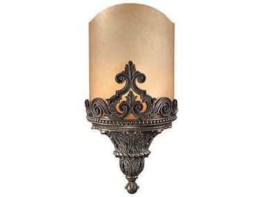 Metropolitan Lighting Aged Bronze Wall Sconce METN249126