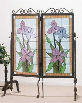 Meyda Tiffany Iris Room Divider MY65253