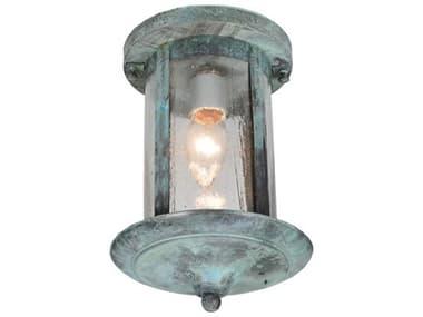 Meyda Tiffany Fulton Inverted Flush Mount Light MY106781