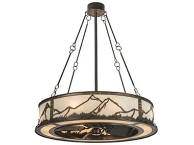 Meyda Indoor Ceiling Fan MY190518