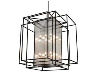 Meyda 67'' Wide Glass MY181308