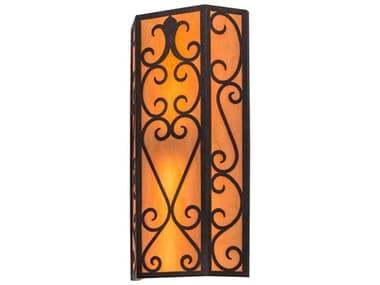 Meyda Tiffany Mia Cajun Spice 12'' Wide Wall Sconce MY115486
