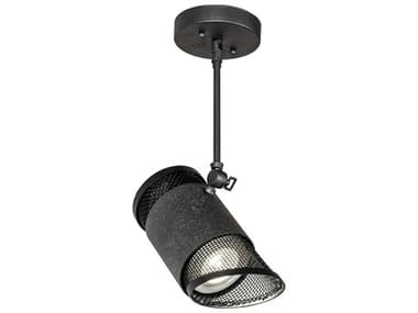 Meyda Telluride Magic Black / Grey 1-light 10'' Wide LED Spot Light MY197313