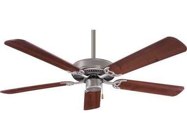 Minka-Aire Contractor Brushed Steel 52'' Wide Indoor Ceiling Fan MKAF547BSDW