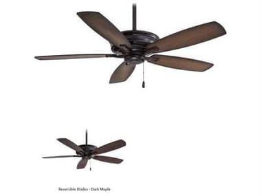 Minka-Aire Kafe Kocoa 52'' Wide Indoor Ceiling Fan MKAF695KA