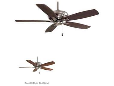 Minka-Aire Kola Pewter 52'' Wide Indoor Ceiling Fan MKAF688PW