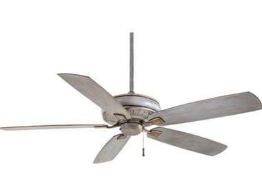 Minka-Aire Sunseeker Driftwood 60'' Wide Outdoor Ceiling Fan MKAF532DRF