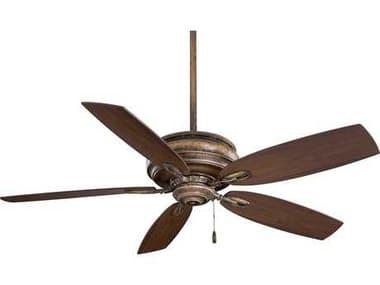 Minka-Aire Timeless French Beige 54'' Wide Indoor Ceiling Fan MKAF614FB