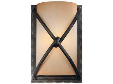 Minka Lavery Aspen Bronze Glass Wall Sconce MGO19741138