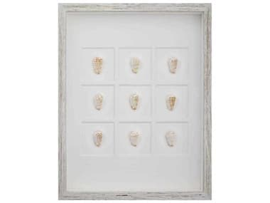 Mirror Image Home Strawberry Conch Wall Decor MIH30148