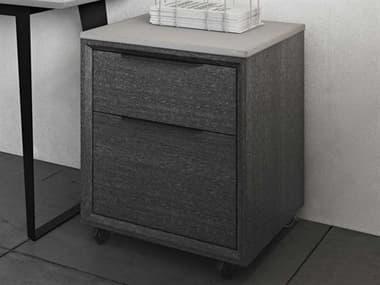 Modloft Amsterdam Gray Oak File Cabinet MOLDEGHT127C