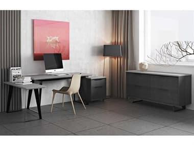 Modloft Amsterdam Home Office Set MOLDEGHT125CSET2