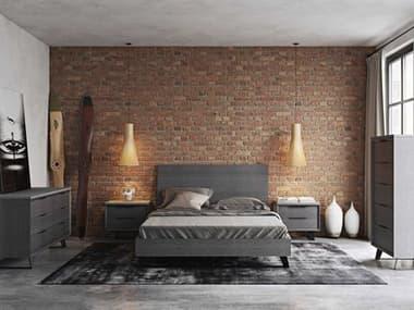 Modloft Amsterdam Bedroom Set MOLDEGHT130QVSET
