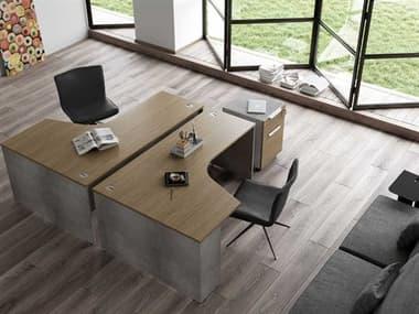 Modloft Broome Home Office Set MOLDEWA711LLWALSET