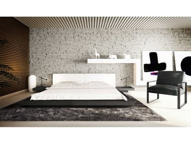 Modloft Worth Bedroom Set MOLHB39AQGOKWHTSET
