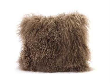 Moe's Home Collection Lamb Fur Pillows MEXU100024