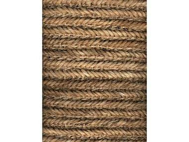 Natural Carpet Company Musi Gisol H Abaca Rectangular Brown Area Rug NTMUSIGISOLH