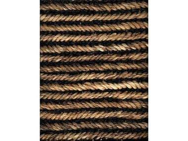 Natural Carpet Company Sahara Abaca Rectangular Brown Area Rug NTSAHARA
