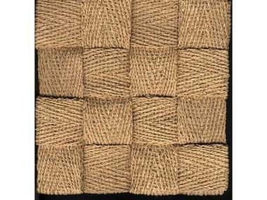 Natural Carpet Company Squire Raffia Rectangular Beige Area Rug NTSQUIRERAFFIA