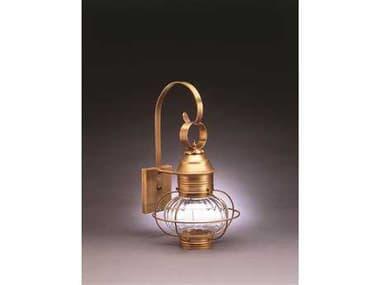 Northeast Lantern Onion Outdoor Wall Light NL2531