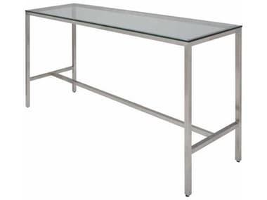 Nuevo Verona 72'' x 21.8'' Rectangular Bar Table NUEVERONABARTABLEG1BAR