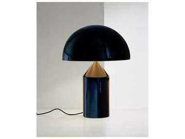 Oluce Atollo Two-Light Table Lamp OE233