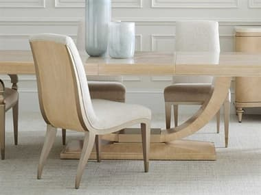 Open Box Caracole Classic Winter Wheat / Warm Reflections Side Dining Chair (Set of 2) OBXCACCLA018281