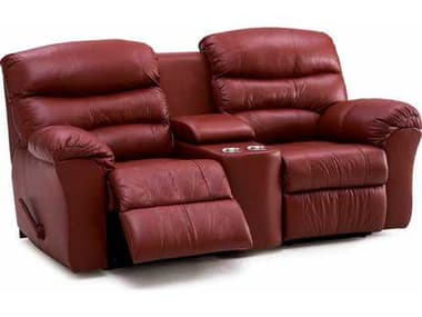 Palliser Durant Console Loveseat with Cupholder PL4109858