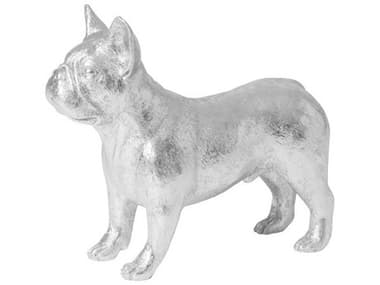 Phillips Collection Silver French Bulldog Sculpture PHCPH99970