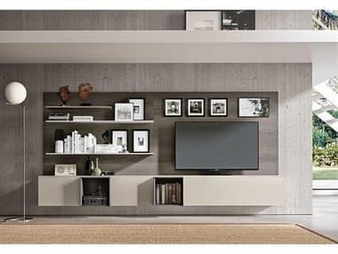 Pianca Spazio Rovere / Seta Matte TV Stand PIAS313QS