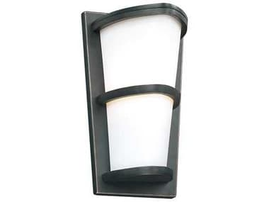 PLC Lighting Alegria Oil Rubbed Bronze Incandescent Outdoor Wall Light PLC31912ORB