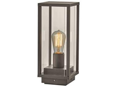 PLC Lighting Dreiden Bronze 6'' Wide LED Post Light PLC2275BZ