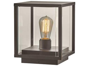 PLC Lighting Dreiden Bronze 8'' Wide LED Post Light PLC2279BZ