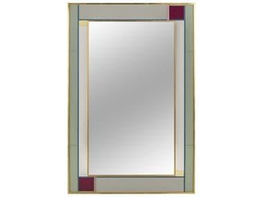 Sonder Distribution Patched 47''W x 71''H Rectangular Floor Mirror RD1308048