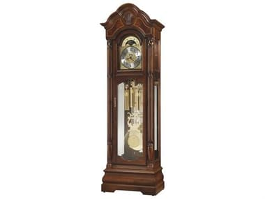 Ridgeway Clocks Wilton Bellair Cherry Floor Clock RWC2584