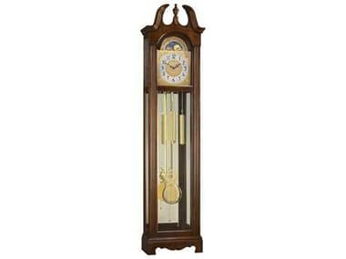 Ridgeway Clocks Harper Bellaire Cherry Grandfather Clock RWC2552