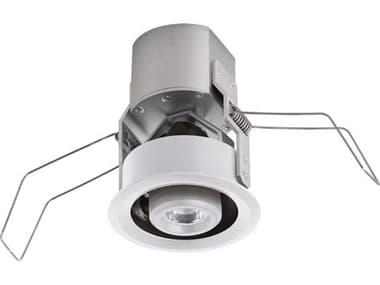 Sea Gull Lighting Lucarne White 1-light 2'' Wide 2700K LED Recessed Light SGL95416S15