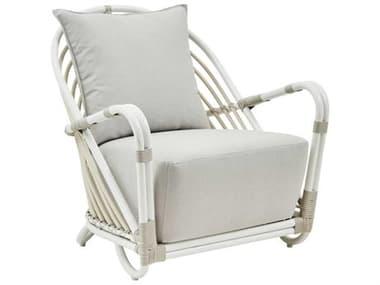 Sika Design Exterior Aluminum Dove White Cushion Charlottenborg Lounge Chair SIKAJE28DO