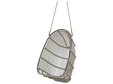 Sika Design Exterior Aluminum Moccachino Renoir Swing Chair SIKSDE380MC