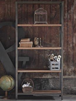 Sika Indoor Teak Bookcase SKA4055D