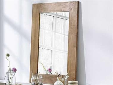 Sika Indoor Teak Wall Mirror SKA4970D