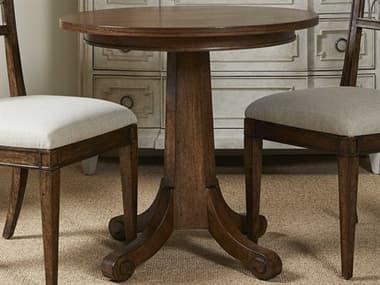 Stanley Furniture Hillside 32'' Wide Round Dining Table SL811C130