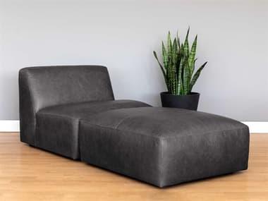 Sunpan Modern Home 5west Chair and Ottoman Set SPN106174SET