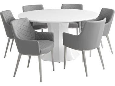 Sunpan Modern Home Ikon Dining Room Set SPN81121SET