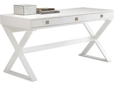 Sunpan Modern Home Ikon High Gloss White Secretary Desk SPN63576