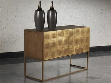 Sunpan Modern Home Mixt Gold / Antique Brass Buffet SPN104102